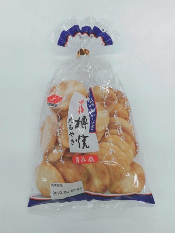 SANKO Echigo Rice Craker Salt 111g