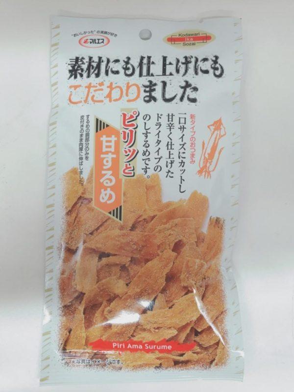 MARUESU Dried Squid Sweet 32g