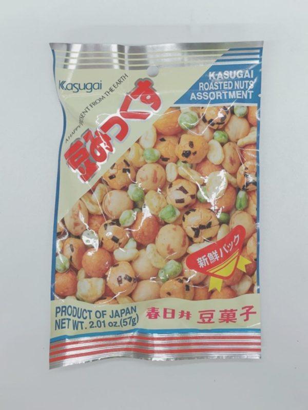 KASUGAI Mix Beans 63g