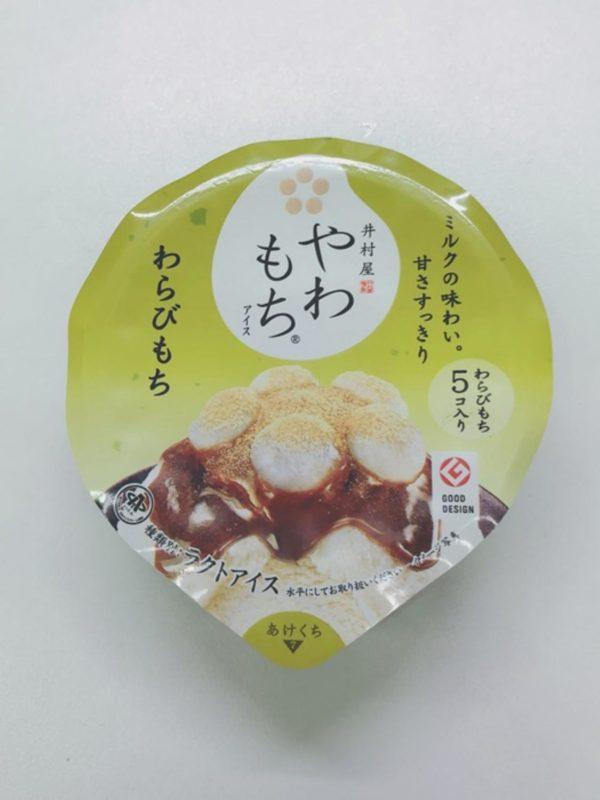 IMURAYA Yawamochi Ice mochi 140ml