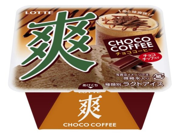 LOTTE Sou (Choco Coffee)190ml